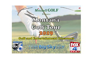 Montana Golf Tour Booklet